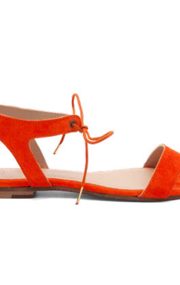 Julia, Suède orange, 120€