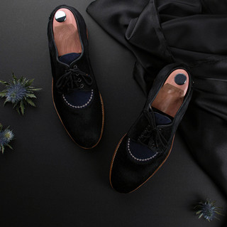Pascal Noir & Bleu Marine, 900€