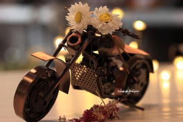 Motor miniatuur