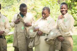 Cecil Kop Nature Reserve Staff