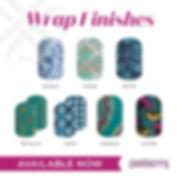 Example of Nail Wraps