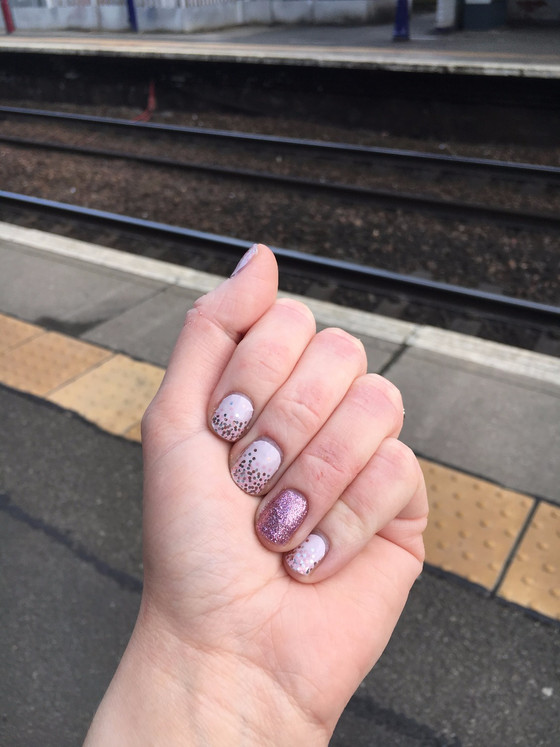 The Jamberry show rolls into Edinburgh...