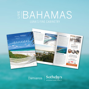 Luna' s Featured in Damianos - Sotheby's International Realty