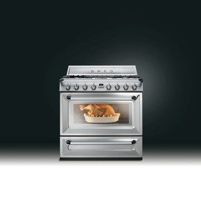 Smeg Gas Range On Display