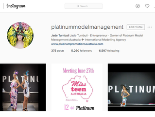 Platinum Instagram Page 5000 followers and growing