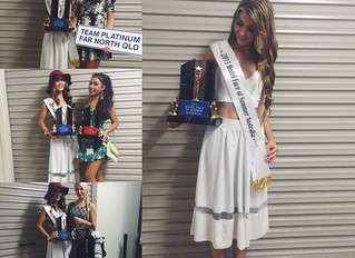 Platinum takes out a National Title at Fashion Bash 2015