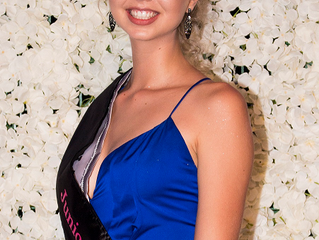 Miss Teen Australia Junior Winner - Platinum Model Kauri Eddie