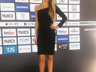 Platinum Models at the MTB World Championships