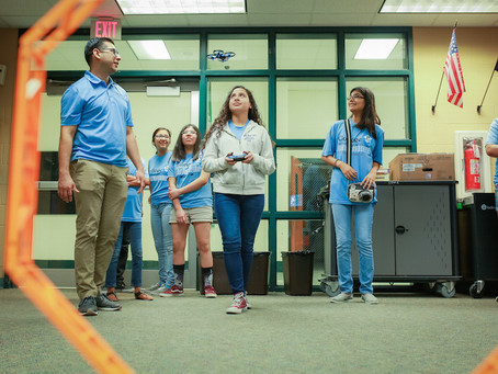 Harlingen CISD Prepares Students to Become Future STEM Professionals