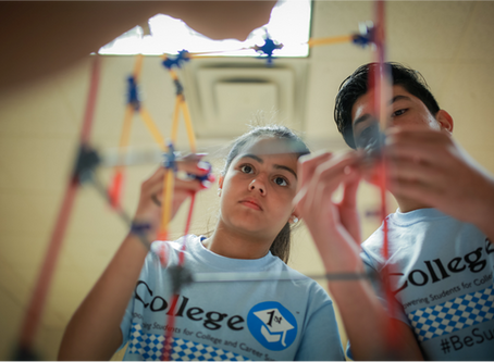 UTRGV GEAR UP Prepares La Joya ISD Students for STEM Careers