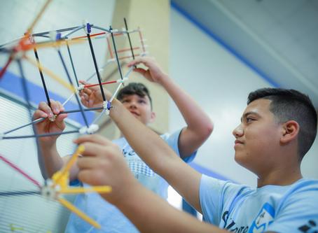 UTRGV GEAR UP Prepares Edinburg CISD Students for STEM Careers