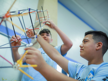 UTRGV GEAR UP Prepares Edinburg CISD Students for STEM Careers