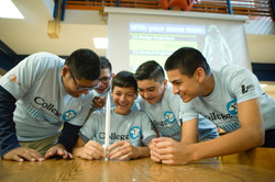 UTRGV GEAR UP Edinburg CISD Students