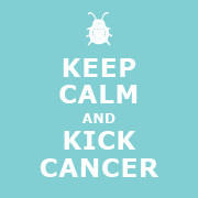 Kicking Cancer Booty