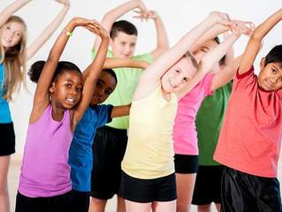 Guest Blog: Top 10 Reasons Children Should Exercise