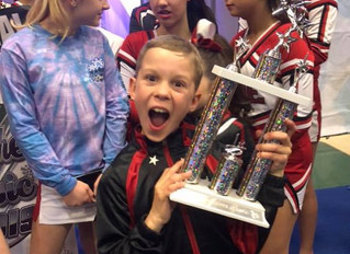 Competition Season Comes to an End!