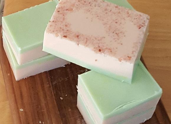 Natural mango soap