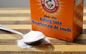 Baking soda is for cakes, cleaning and...baths?