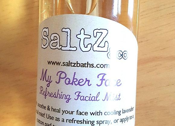 My Poker Face refreshing facial mist