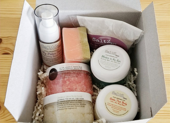 Best bath products for summer