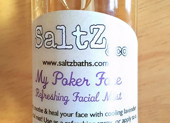 Refreshing natural face care