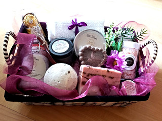 And She Will Be Loved Gift Basket