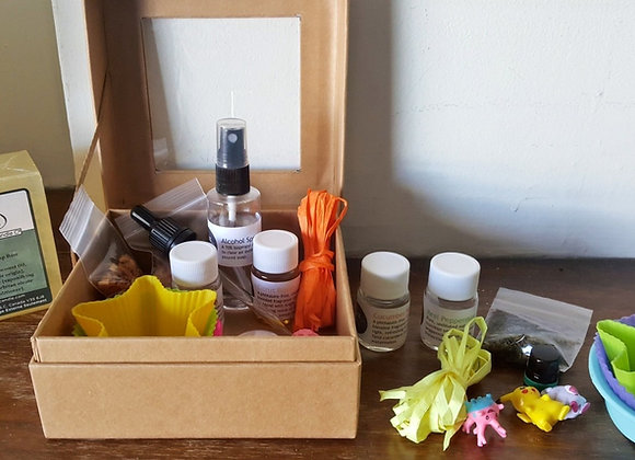 Make your own natural soap kit