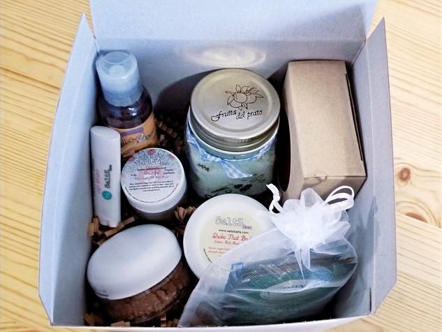 Self Care Detox Sampler Box