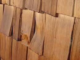 Cedarwood bark