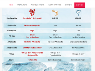 Just Launched - Pure Polar website