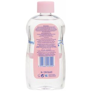 Baby oil ingredients