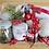 Holiday spa gift basket for Christmas giving
