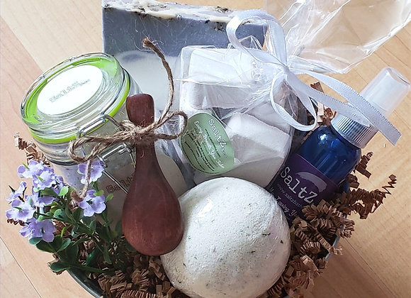 I Would Do Anything For Lavender Gift Basket