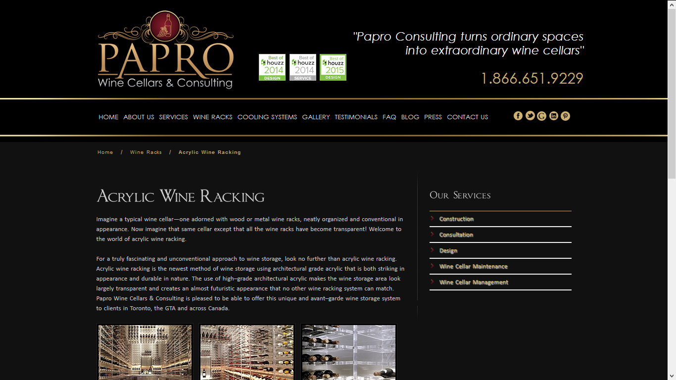 Papro Wine Cellars
