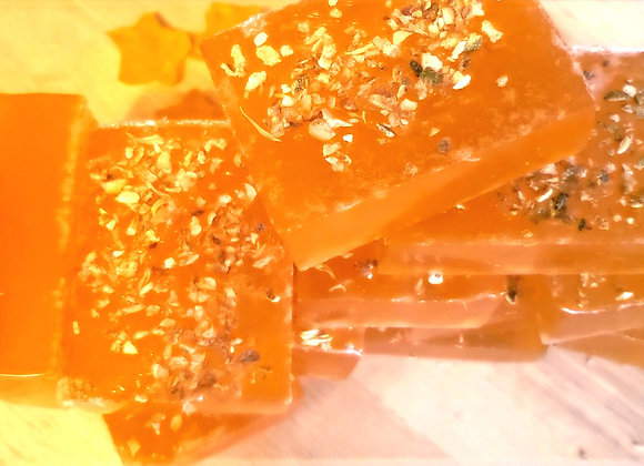 Mello Yello Tangerine Citrus Soap