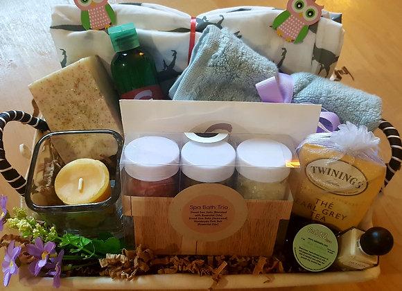 Luxury spa gift baskets Toronto