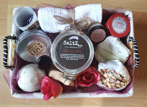 And She Will Be Loved Pampering Gift Hamper
