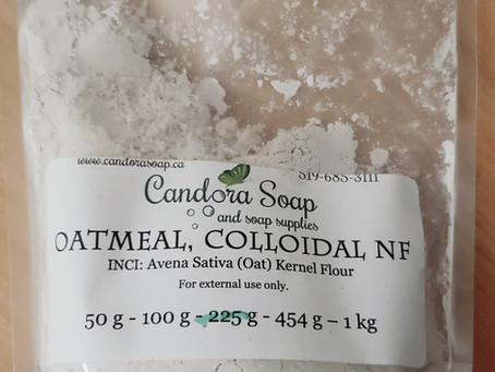 Spotlight On Colloidal Oatmeal - What is it, and what does it do?