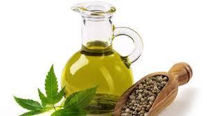 Hemp seed oil and seeds