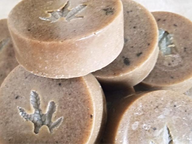 Creamy Hemp Oil Soap