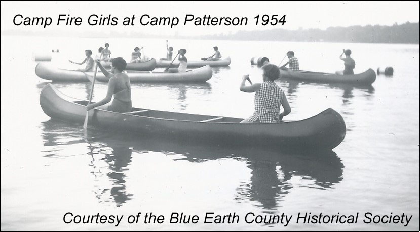 Canoes 1954