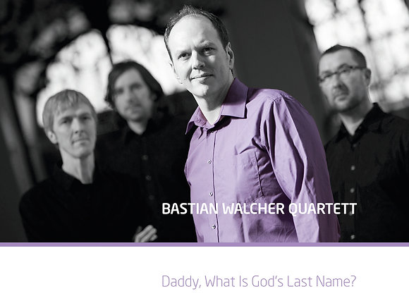 Daddy, what is god's last name?