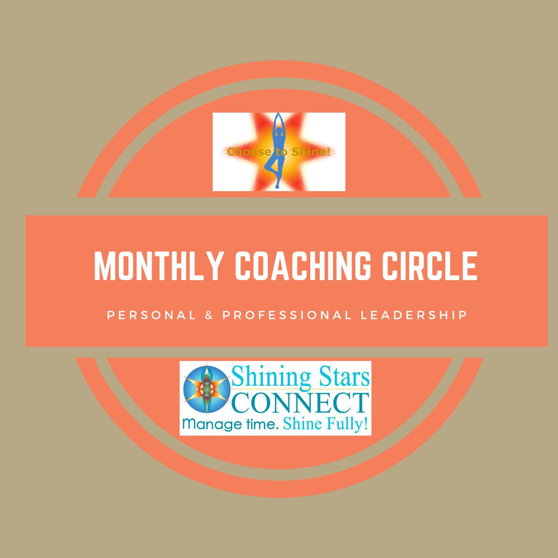 Shining Stars Coaching Circle
