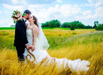 Behind the Camera with Boy: The Bold Rose Wedding
