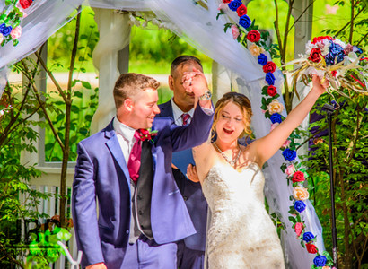 Behind the Camera with Boy: The Wild Hearts Wedding