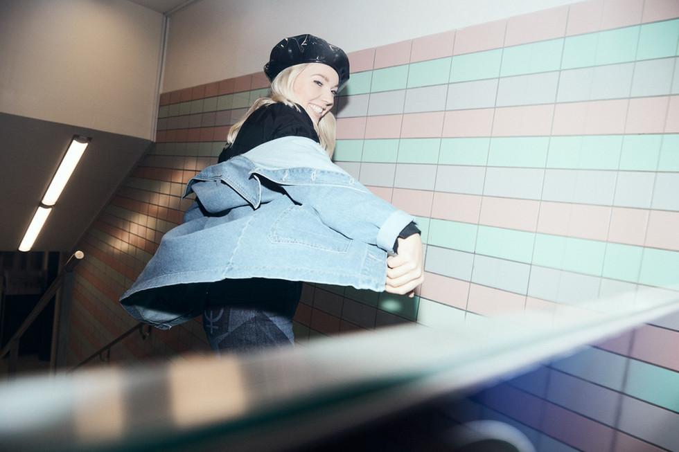 Violet Days – Promo Shoot For Universal Record Sweden