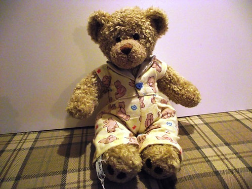 Bear in Pyjamas, yellow
