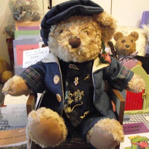 Collector's Bear Grampa Sam