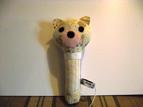 Baby Rattle / Teddy Bear Design
