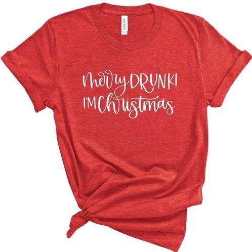 Merry Drunk, I'm Christmas